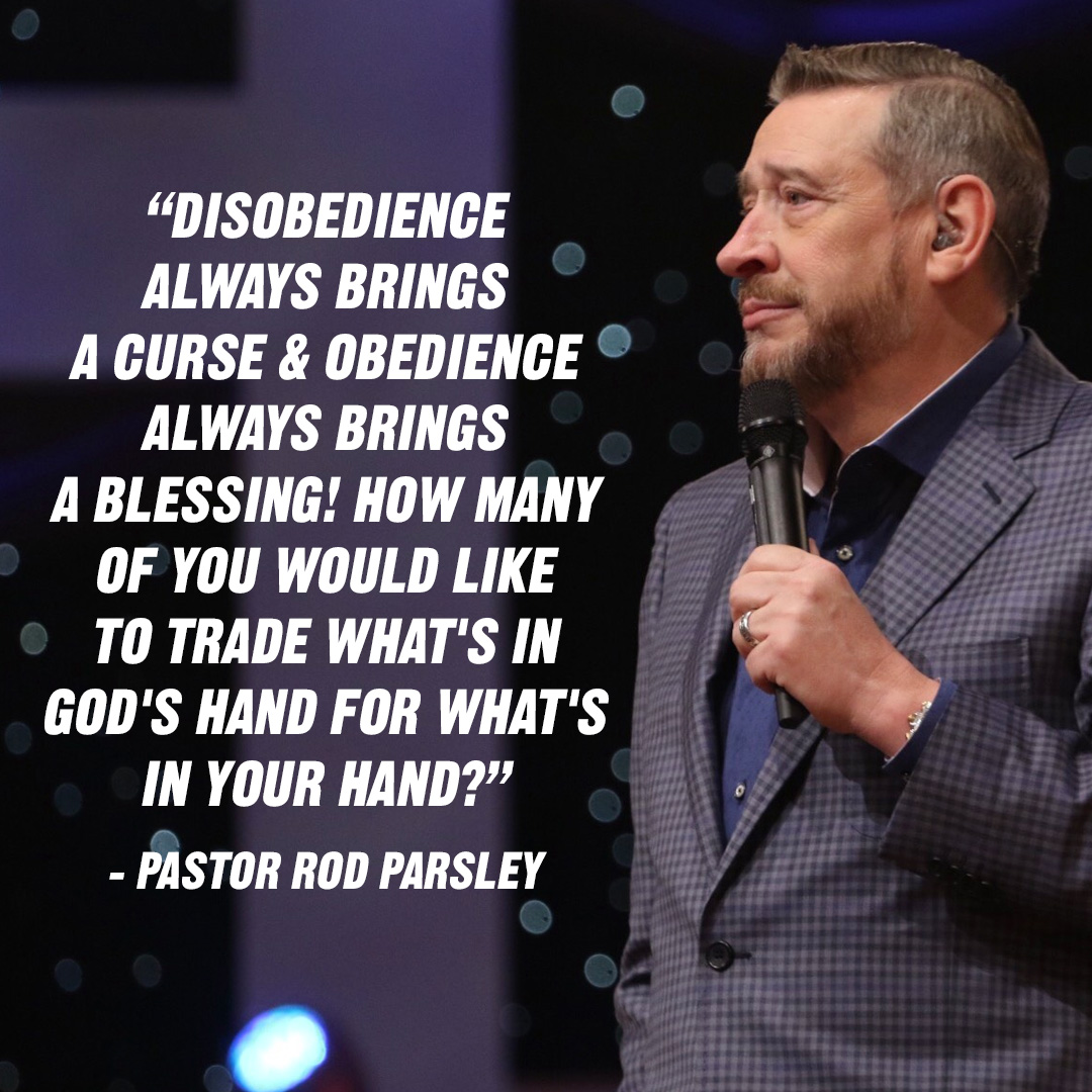 """Jesus did not say –My Father.– He said, –Our Father.– We are included! God is not the Father of an only child!"" – Dr. Rod Parsley"